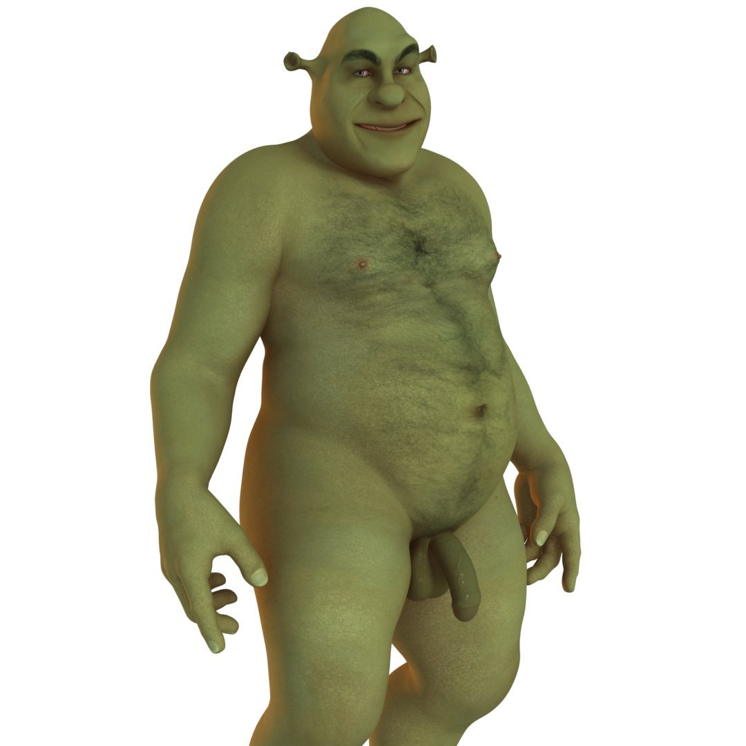 Xxx of sherk cartoon with fiona in  naked video