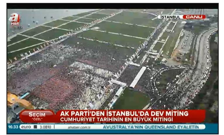 23 mart 2014 ak parti büyük istanbul mitingi - 556722 ...