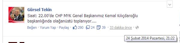 24 şubat 2014 rte bilal erdoğan ses kaydı