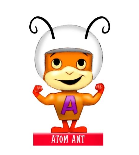 atom karınca