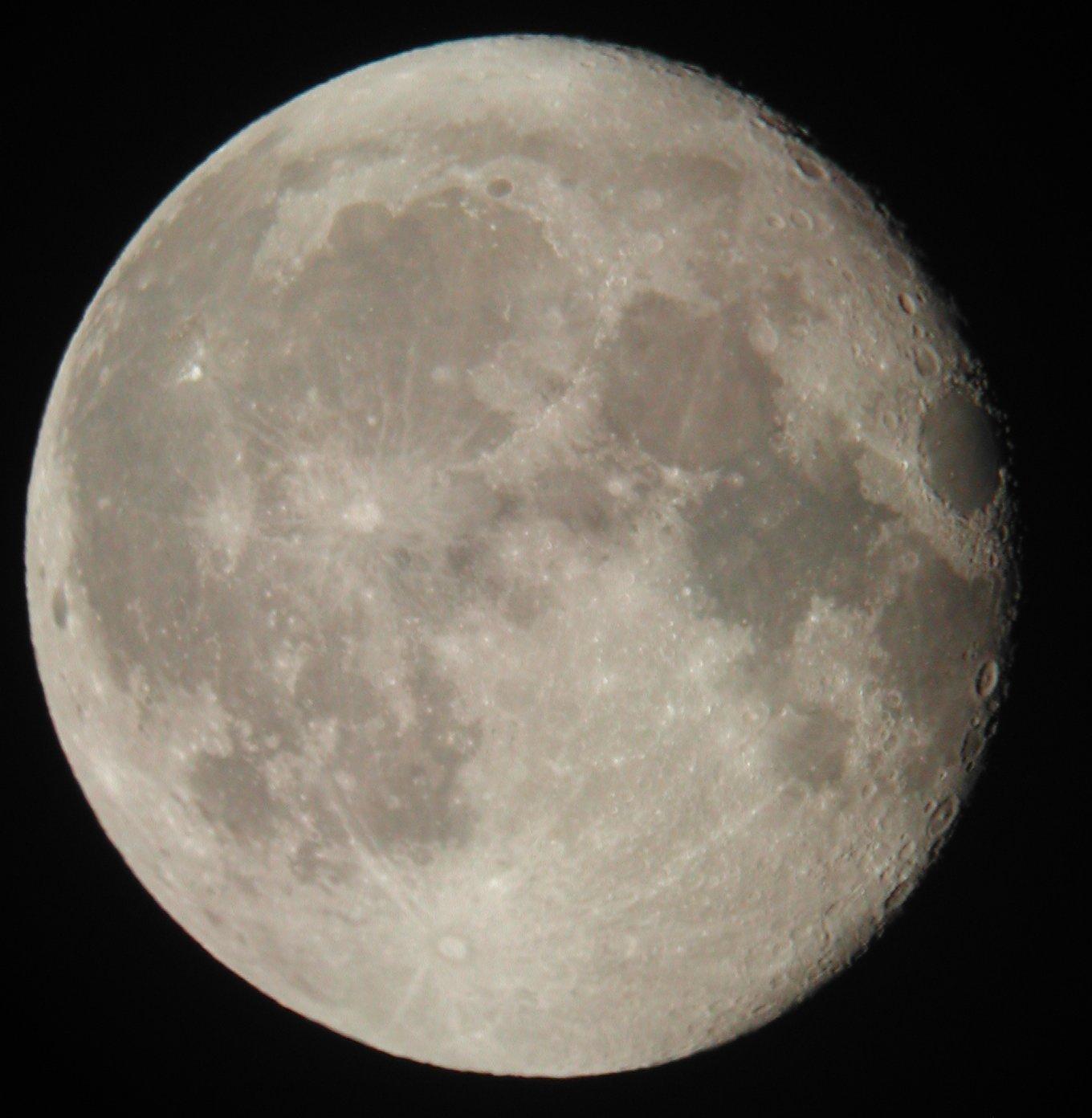 People On Moon