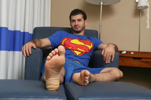 ayak fetişizmi
