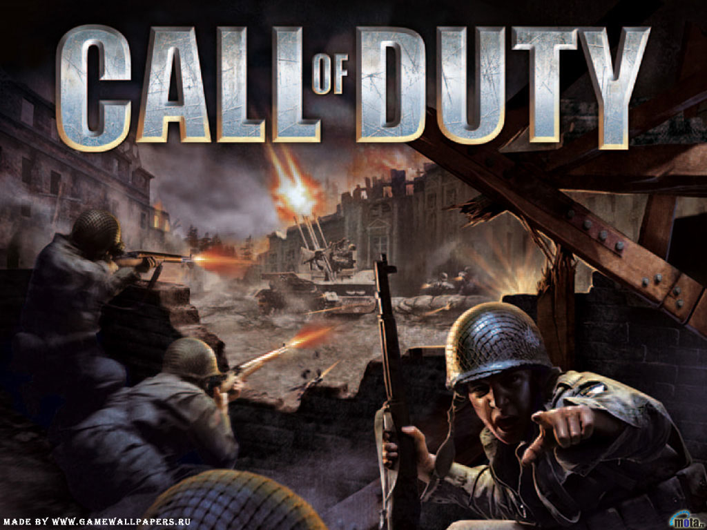 download game PC call of duty