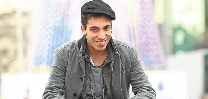 can bonomo 250888 - TRT Eurovision i�in �yle bir isim se�ti ki herkesi �a��rtt�...