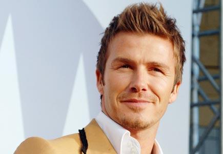 davidbeckham - David Beckham m�? Brad Pitt mi ?