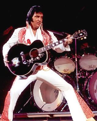 Elvis Presley Resimleri
