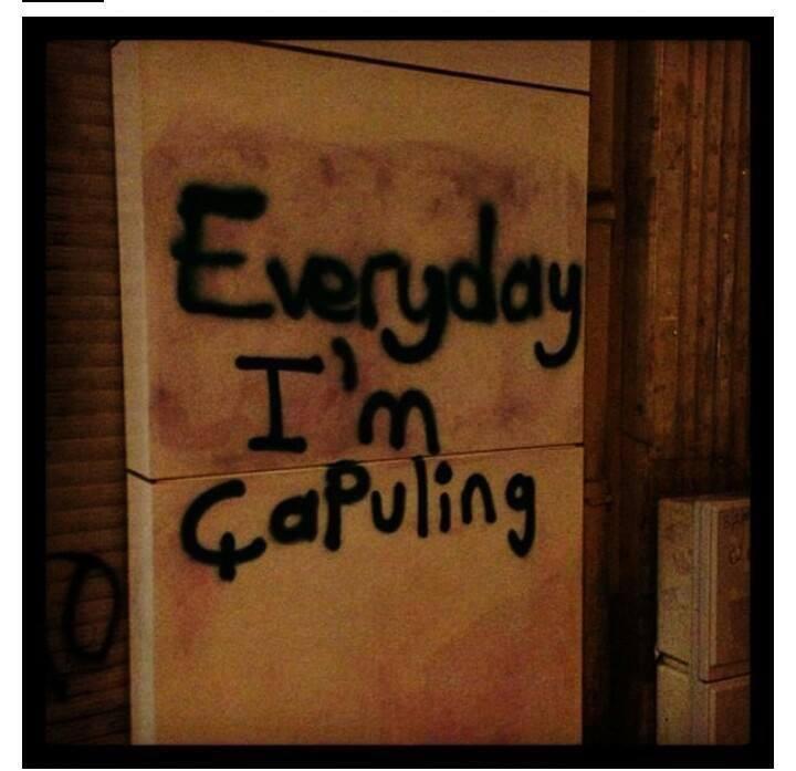 Everyday Im Çapuling