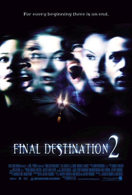 Final Destination 2 – Son Durak 2 Türkçe Dublaj izle Full HD