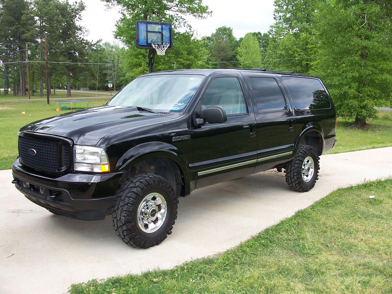 Ford Excursion (Форд Экскуршн) - Продажа, Цены, Отзывы, Фото .