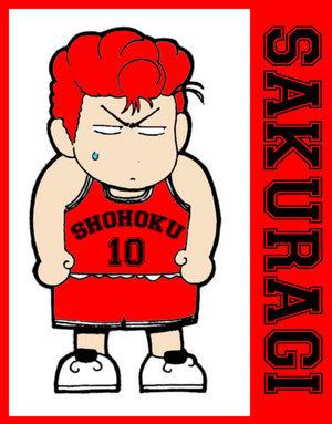 Slam Dunk - Cú nhảy cuối cùng Hanamichi+sakuragi