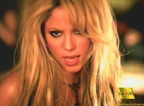 Shakira Dans Seksi M Zik G Steri Tango Klip Objection E Lence