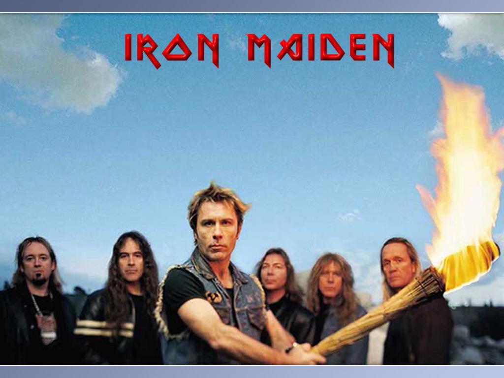 Iron Maiden'den yeni albüm!