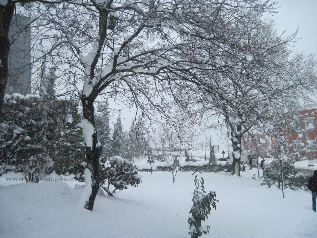 Kar yağarken hissedilen duygular önceki sonraki