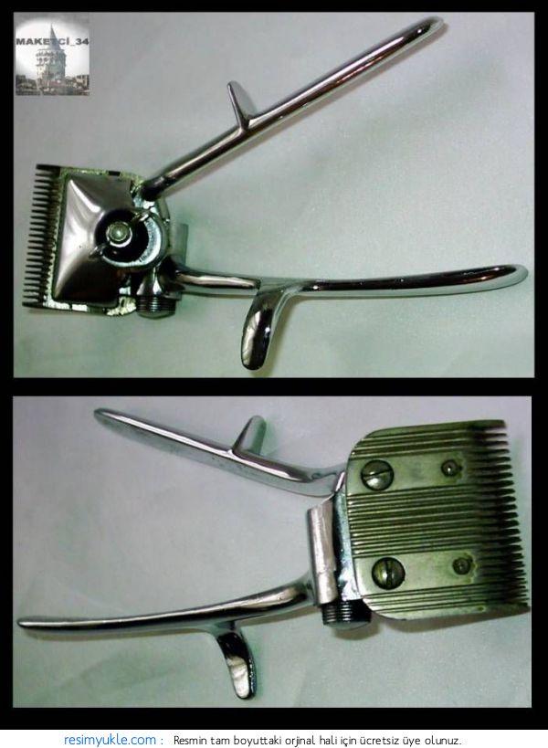 kendi saçını kesmek