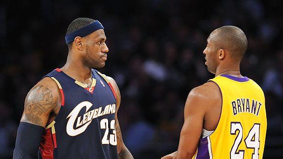 kobe bryant and lebron james wallpaper. images MVP LeBron James (610),