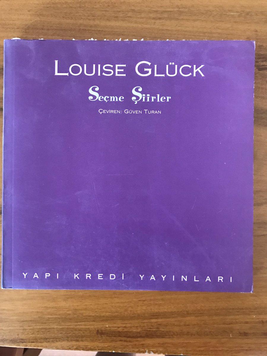 louise glück şiir