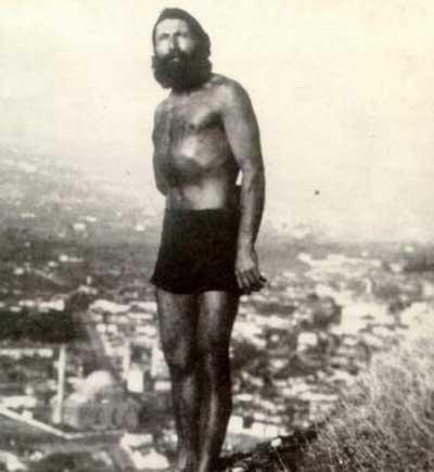 Tarzan of Manisa