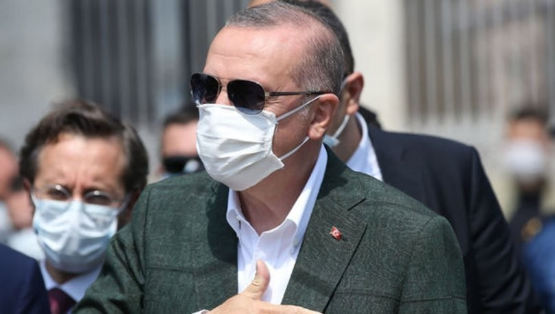maskenin erdoğan ın karizmasına zarar vermesi