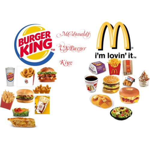 mcdonalds v s burger king analysis Burger king, setting goals - burger king's swot analysis my account burger king's swot  mcdonalds business compare burger king] strong essays 1362 words (39 pages.
