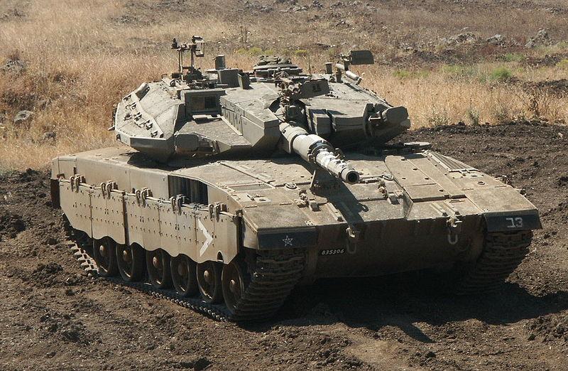 اسماء دبابات كل دول العالم - صفحة 2 Merkava_144044