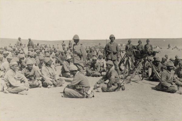 Osmanlı ordusu önceki sonraki