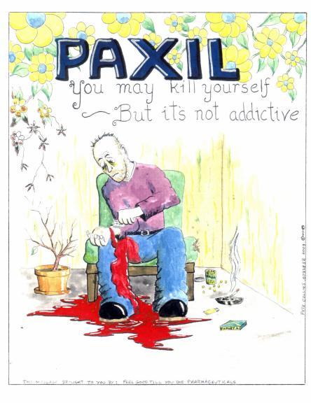 Paxil Cr No Weight Gain