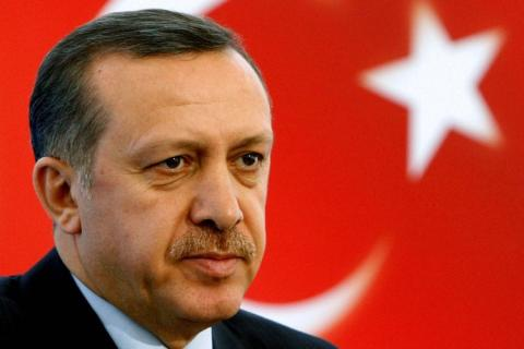 Turkey Threatens to Attack Syria recep tayyip erdogan 200645