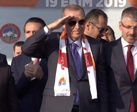 recep tayyip erdoğan ın asker selamı verememesi