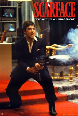 Scarface – Yaralı Yüz Türkçe Dublaj izle Full HD Al Pacino