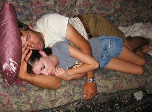 sevgiliyle uyumak