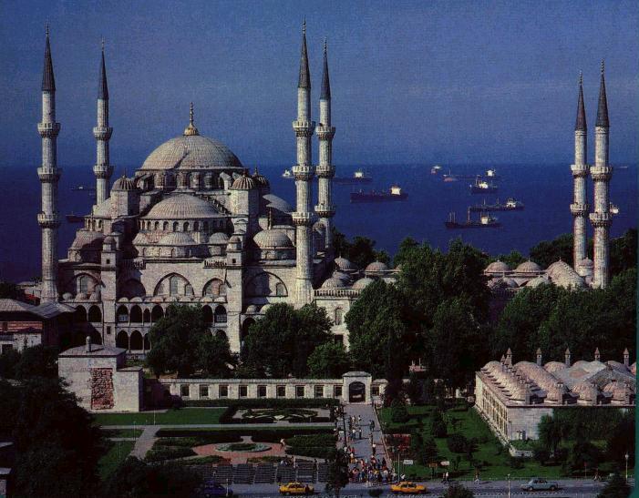 sultanahmet canl� izle