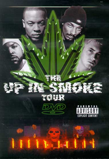 Up In Smoke Tour affiche