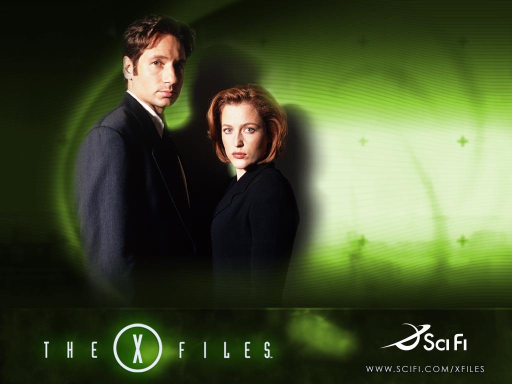 The X Files Season 1-9