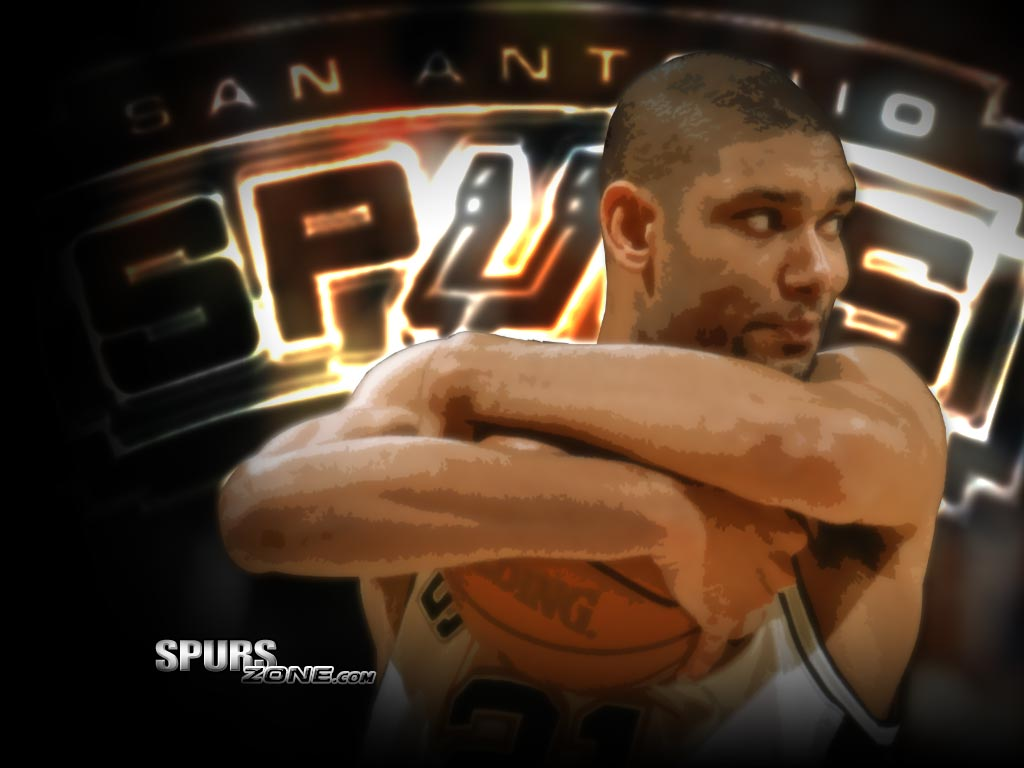 Tim Duncan top basketball player