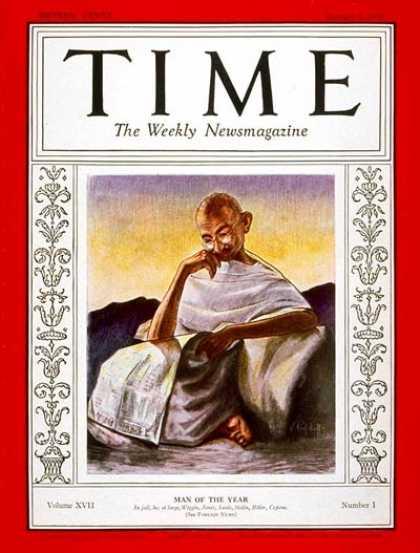 Все люди года по версии журнала Time. Теперь с картинками!