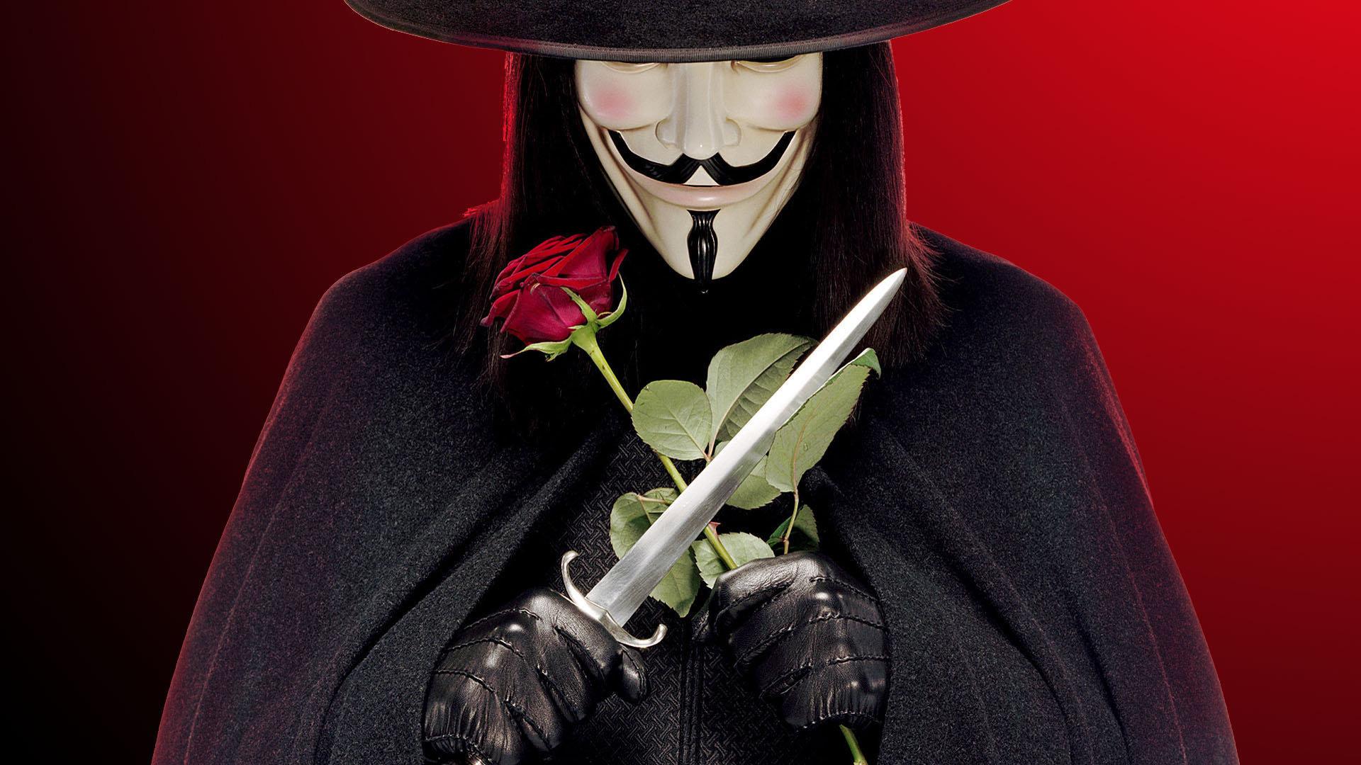 V For Vendetta Wallpaper Best Collection Of Vendetta Movie