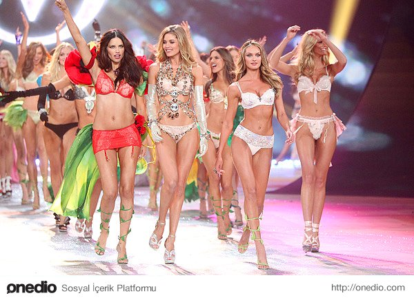 victoria s secret mankenleri