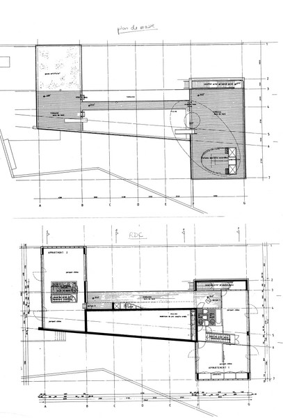 Villa dall ava 407 600 rem koolhaas villa for Dall ava parquet