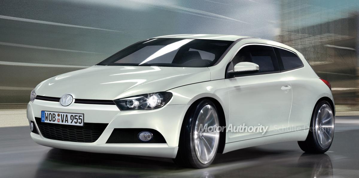Volkswagen scirocco önceki sonraki