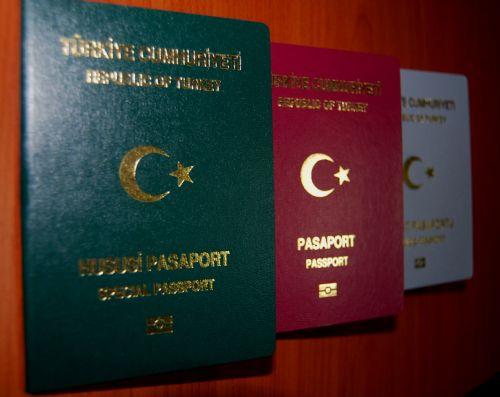 yeni türk pasaportları