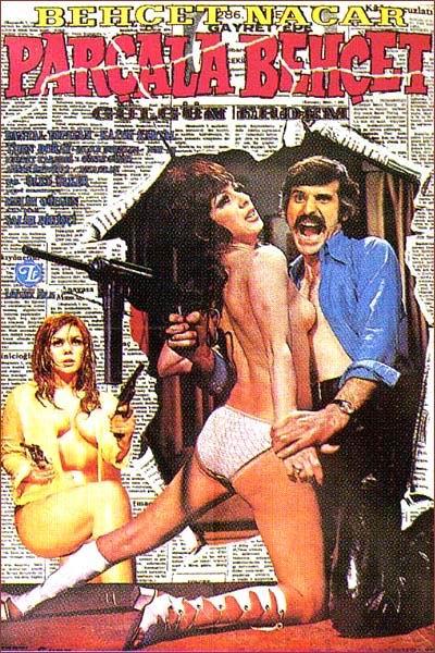 Yeşilçam Porno  Zerrin Egeliler Balbadem  Türk Porno